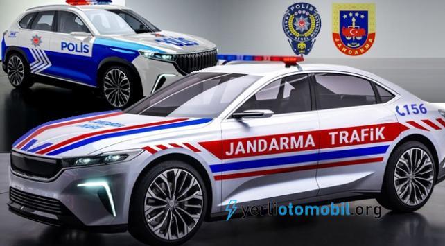 Yerli Otomobil Polis ve Jandarma desteğini aldı