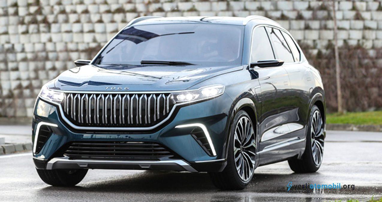 Yerli Otomobil SUV Prototip için ön bilgi