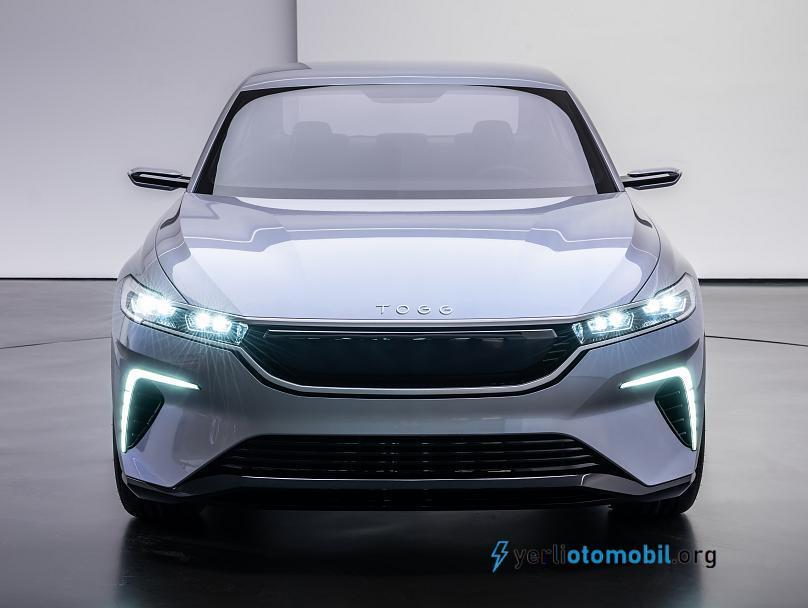 Yerli Otomobil Sedan Prototip için ön bilgi