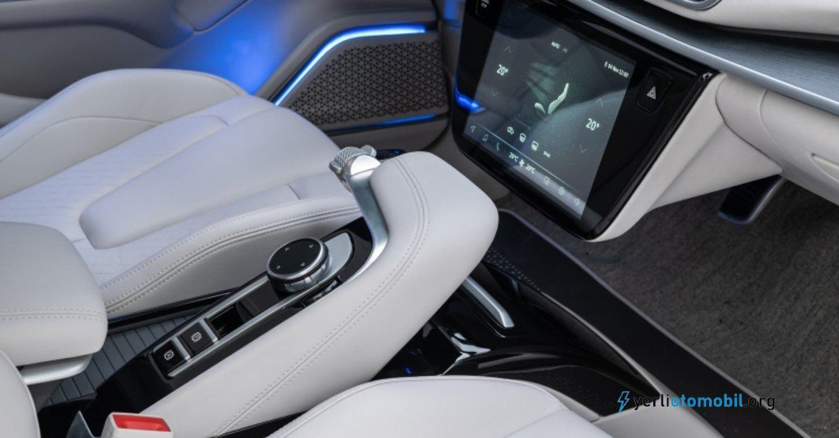 Yerli otomobil iç dizaynı nasıl?