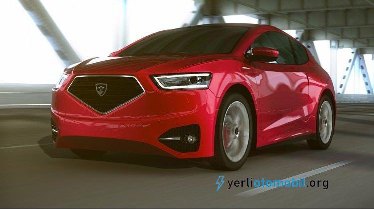 Günsel yerli otomobil 2020 de yollarda