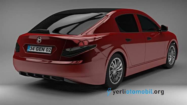 GEN TM 480 yerli otomobil detayları neler