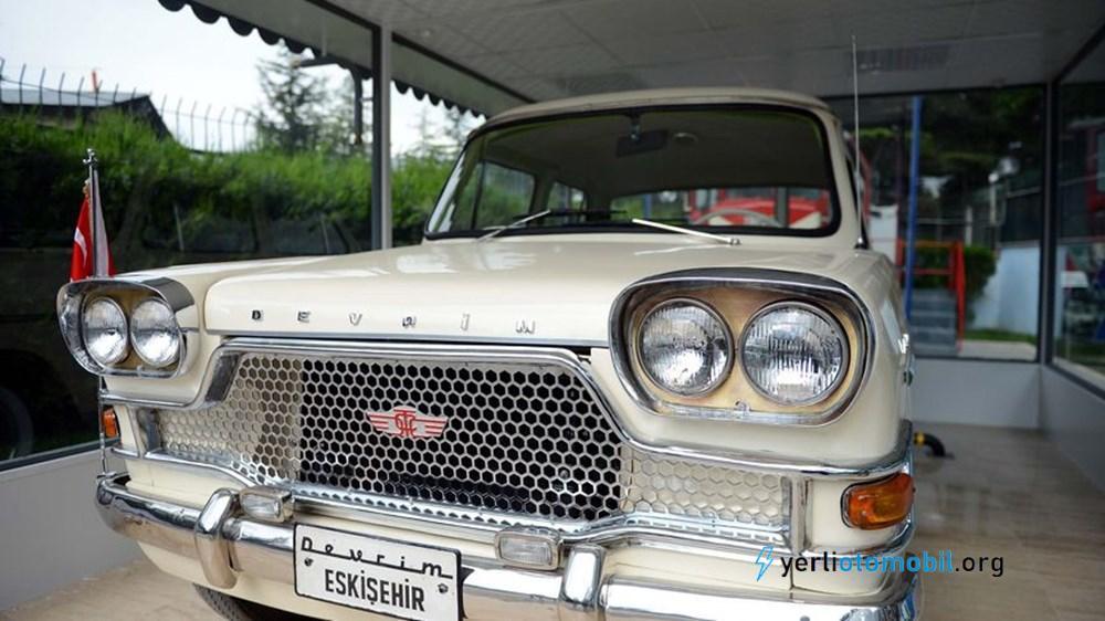 ilk yerli otomobil devrim hakkında tüm detaylar