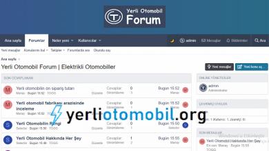 Photo of Forum Sayfamızı Hayata geçirdik