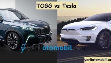 Photo of Tesla ve TOGG karşılaştırma