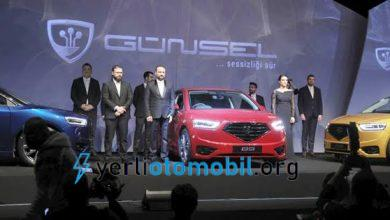 Photo of Günsel B9 ve J9 modelini tanıttı