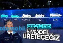 Yerli otomobil TOGG kaç model üretilecek?