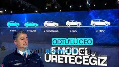 Photo of Yerli otomobil TOGG kaç model üretilecek?