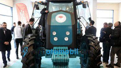 Photo of Milli ve Yerli Elektrikli Traktör Görüntülendi