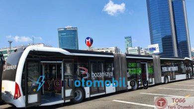 Photo of Yerli Elektrikli Metrobüsler, İstanbul'da