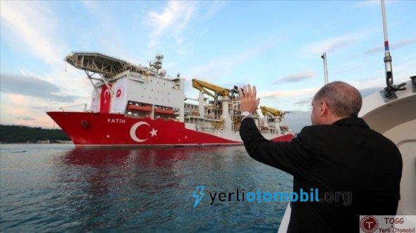 Cumhurbaşkanı Erdoğan'ın Doğalgaz Müjdesi