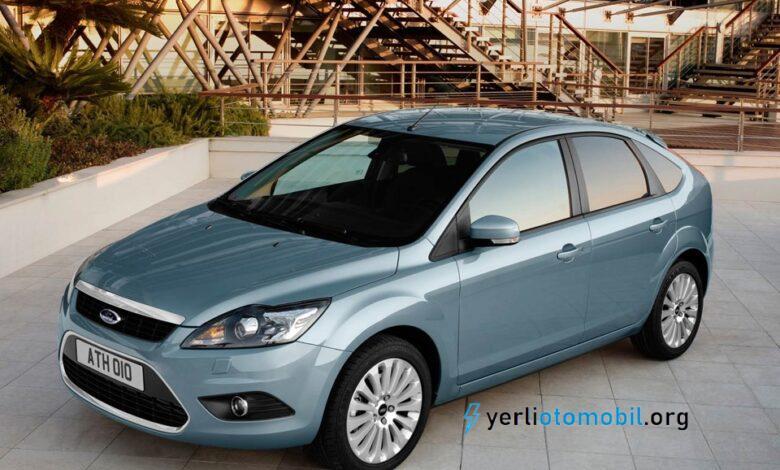 Ford Focus Hangi Ülkede Üretiliyor