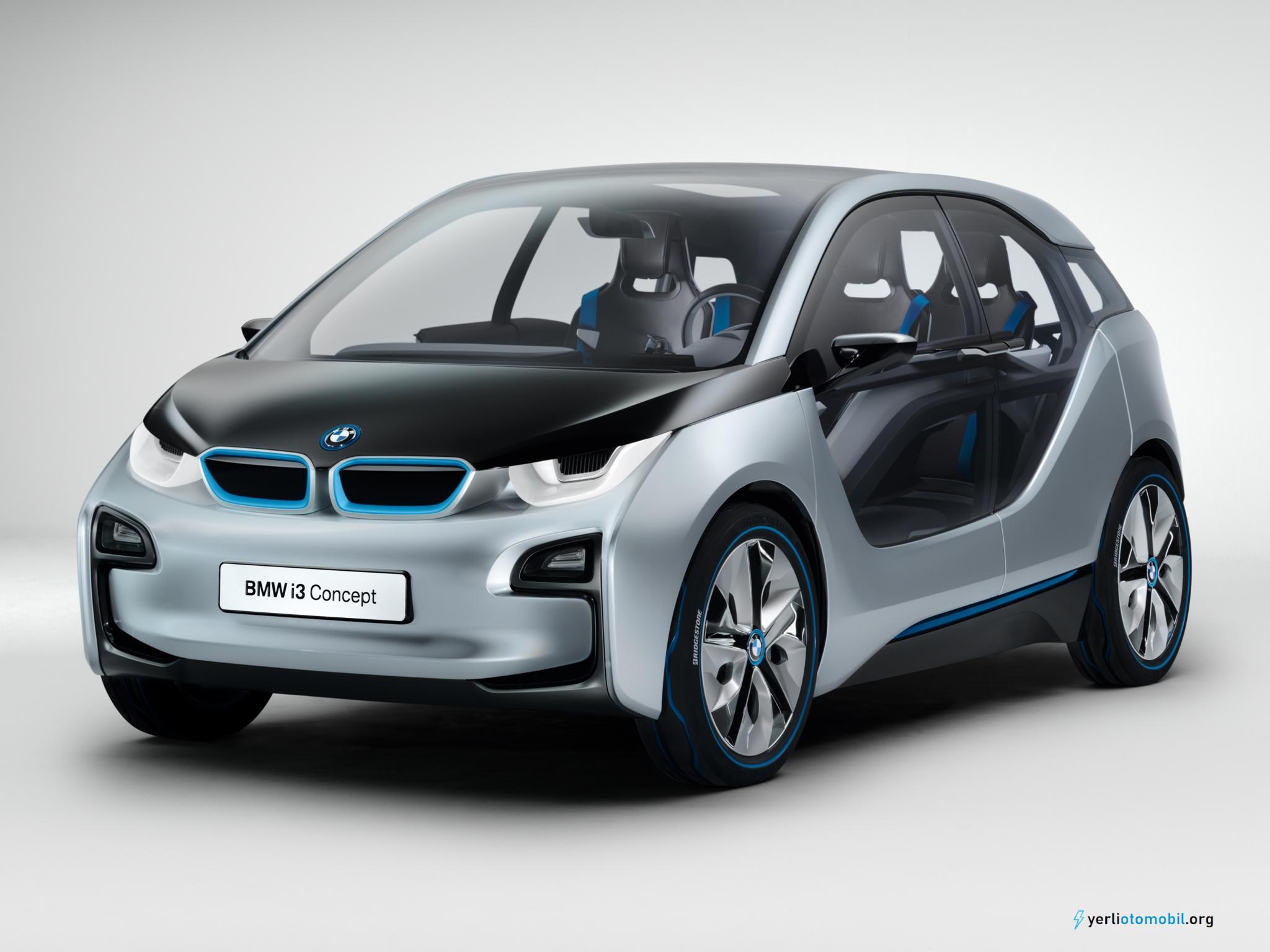 BMW Elektrikli Araç Modelleri Hangileri?