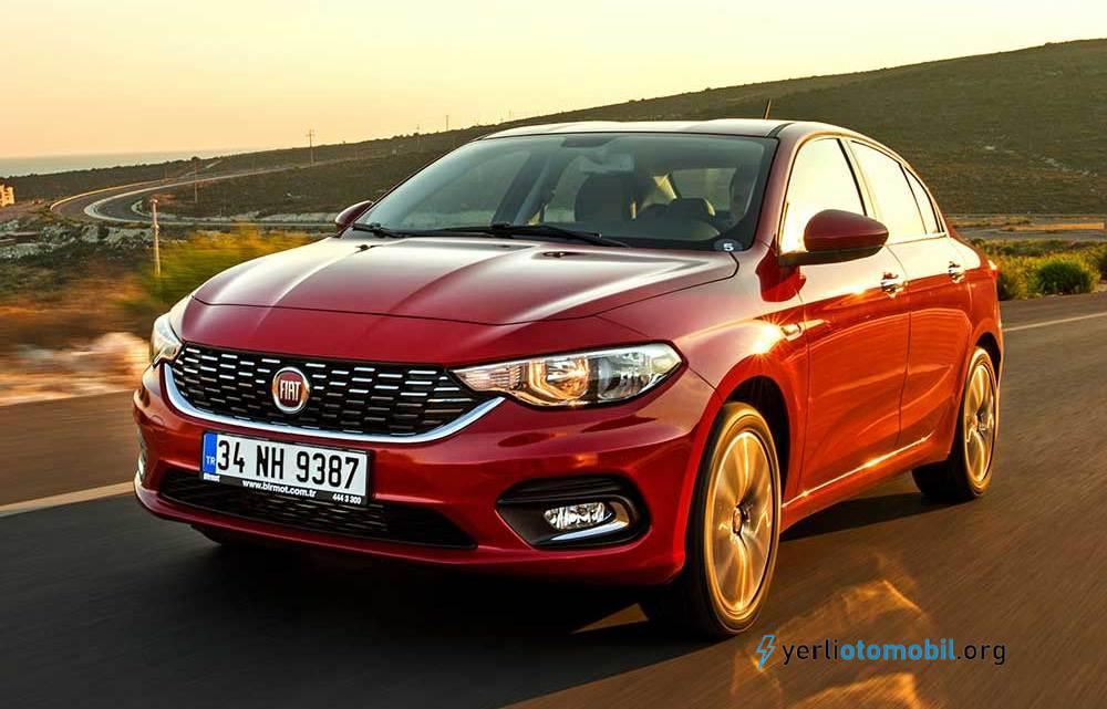 2021 Fiat Egea fiyat listesi