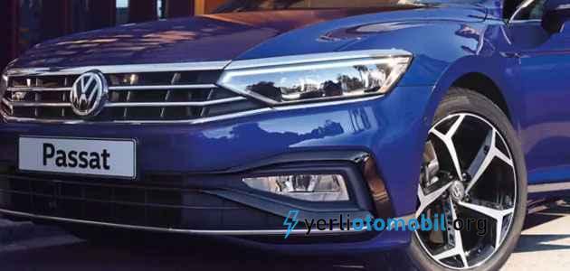2021 Volkswagen Passat Fiyat Listesi