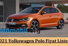 2021 Volkswagen Polo Fiyat Listesi