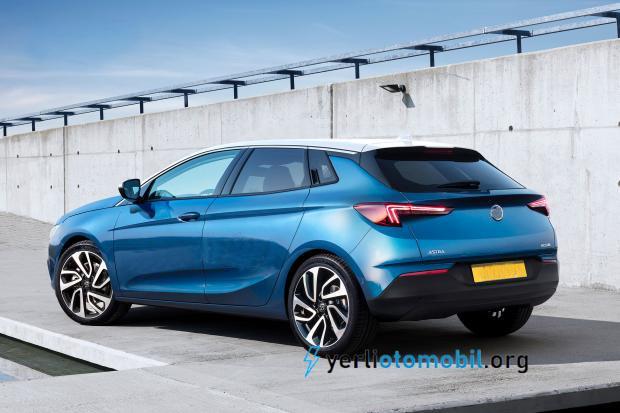 2021 Opel Astra Fiyat Listesi