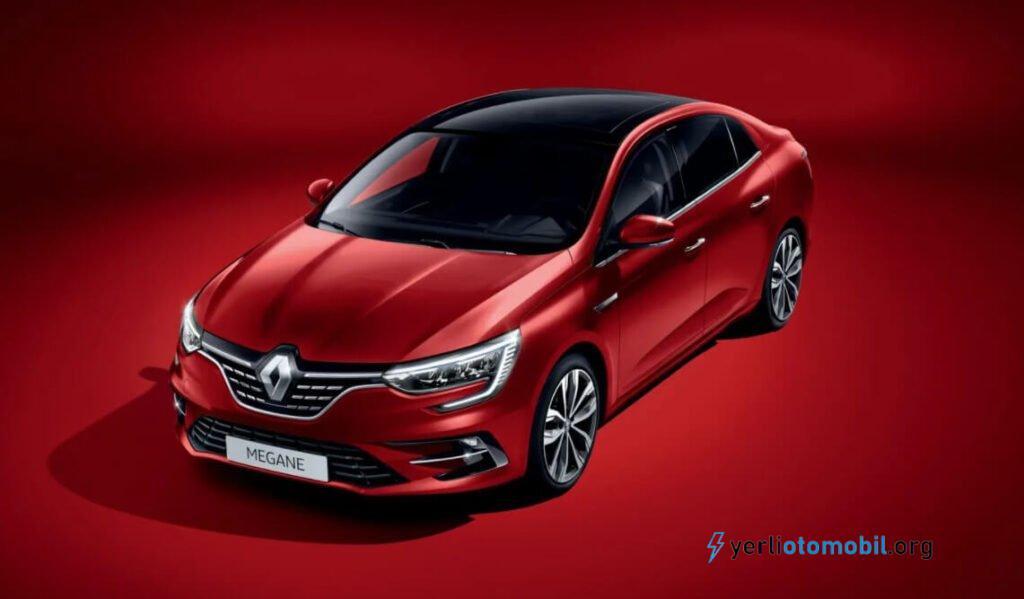 Renault Megane Fiyat Listesi 2021