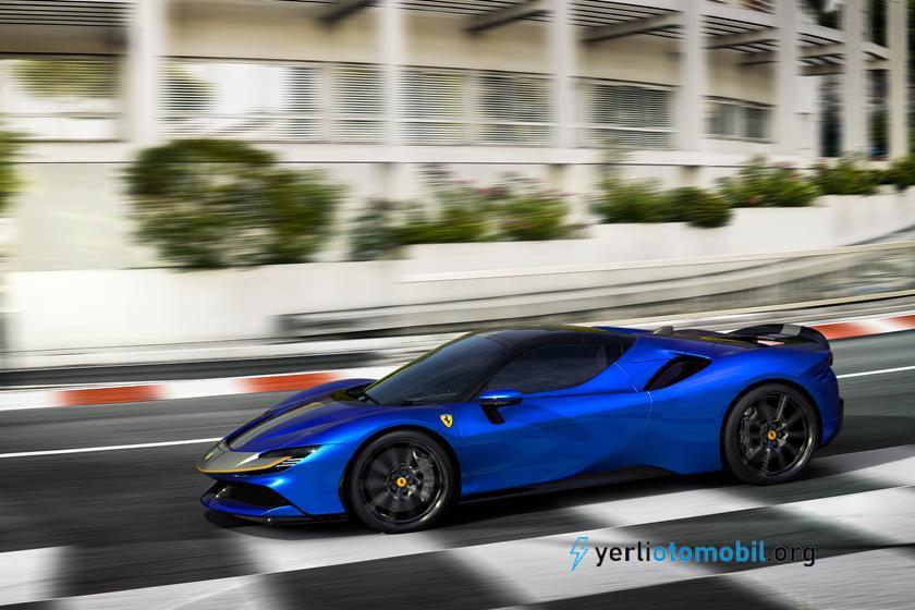 Ferrari SF90 Spider tanıtıldı! Tam 1000 beygir