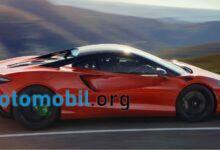 Spor Otomobil McLaren Artura Hibrit Tanıtıldı
