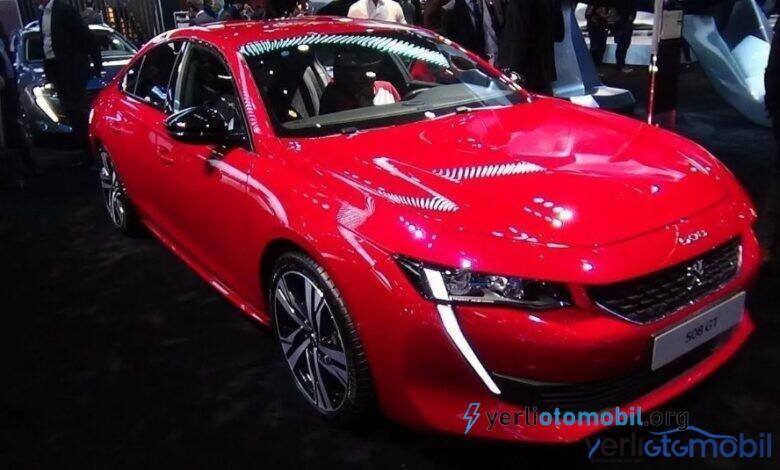 Fiyatlar Düştü! 2021 Peugeot 508 yeni fiyat listesi!