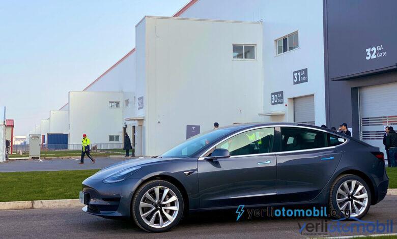 Tesla Çin'de uygun fiyatlı elektrikli otomobil geliştiriyor!