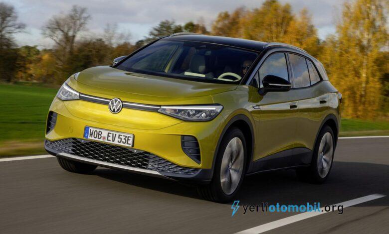 İngiltere'de Volkswagen ID.4 resmi olarak satışa başladı!