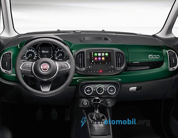 2021 Fiat 500L indirimi! Tam 71 bin TL