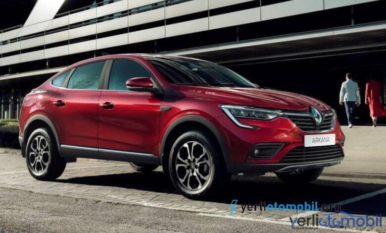 Renault Arkana Türkiye'ye ne zaman gelecek?