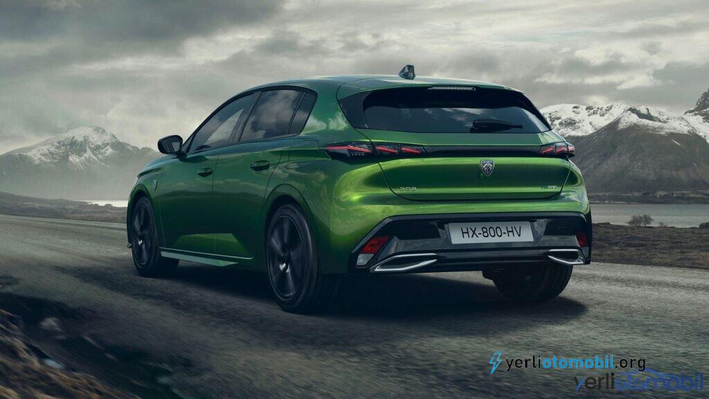 2021 Peugeot 308 tanıtımı yapıldı. Yeni Peugeot 308 özellikleri neler? 308 iç ve dış tasarımı nasıl? Türkiye Fiyatı ne kadar?