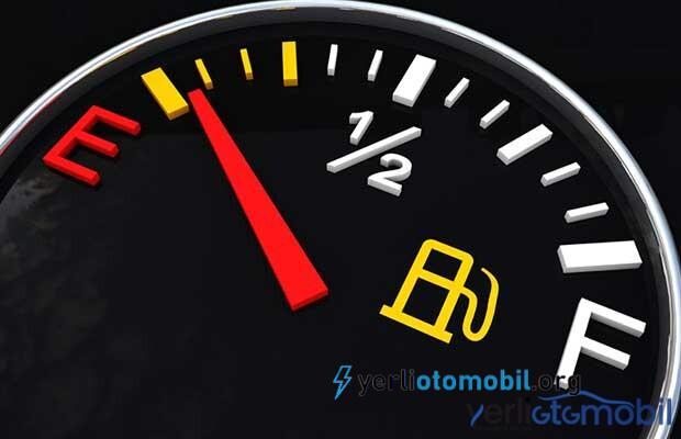 Araç Yakıt Tüketimi Hesapla