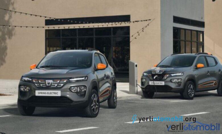 Dacia Spring Almanya Fiyatı Belli Oldu