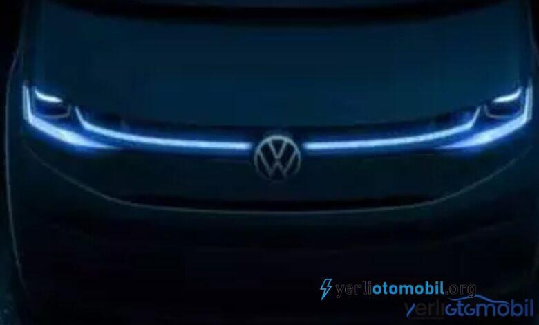 2021 Volkswagen Transporter T7 Görüntüleri Geldi!