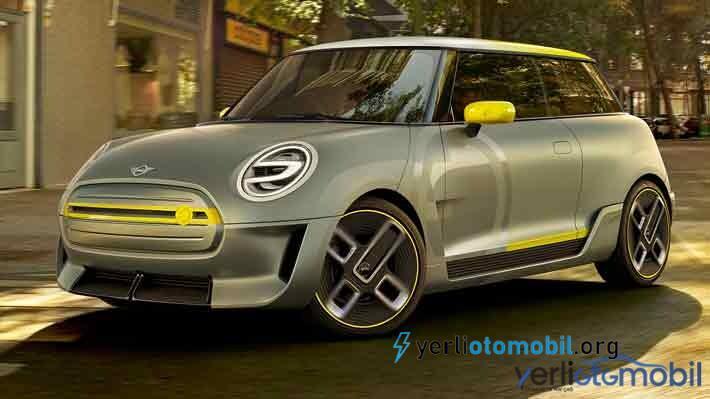 Mini Cooper 2025 yılında tamamen elektrikli olacak!