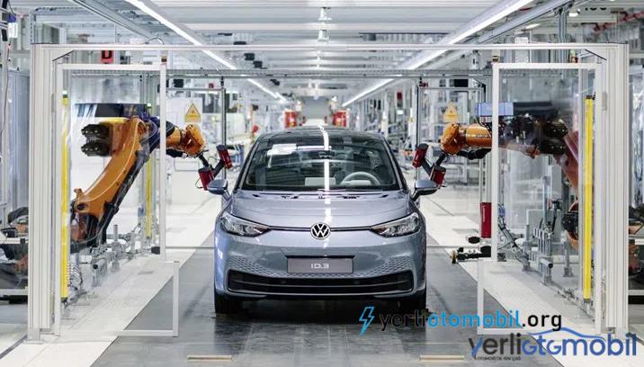 Northvolt ile Volkswagen pil anlaşması yaptı!