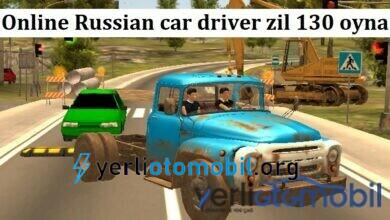 Online Russian car driver zil 130 oyna