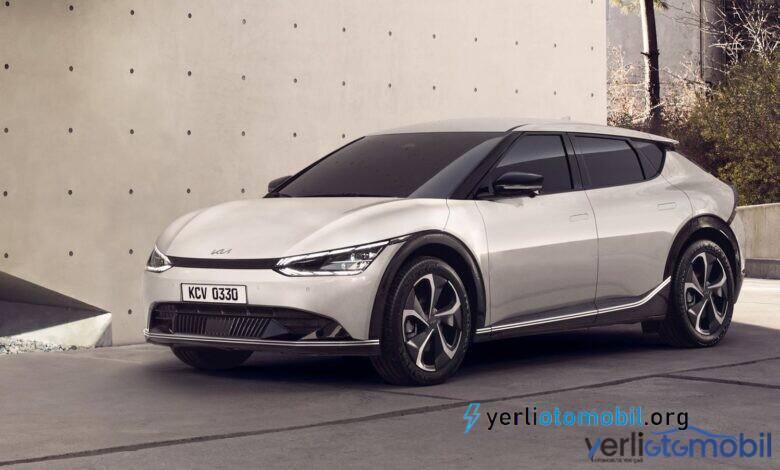 Elektrikli 2022 Kia EV6 özellikleri neler? Menzili, şarj, pil ömrü ve iç dizaynı nasıl? 2022 Kia EV6 fiyatı ne kadar? Motor seçenekleri neler? Tanıtımı ve tüm detayları