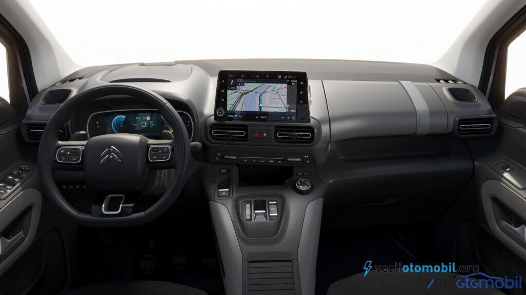 Yeni Citroen e-Berlingo detaylarına göz atın!