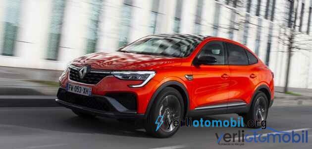 2021 Renault Arkana Avrupa'da Satışa Sunuluyor!