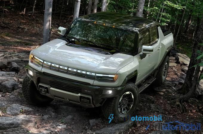 GMC Hummer EV SUV Modeli için Yeni Video Geldi!