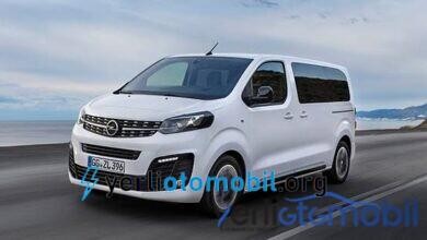 2021 Opel Vivaro Cargo ve Zafira Life fiyatı ne kadar?