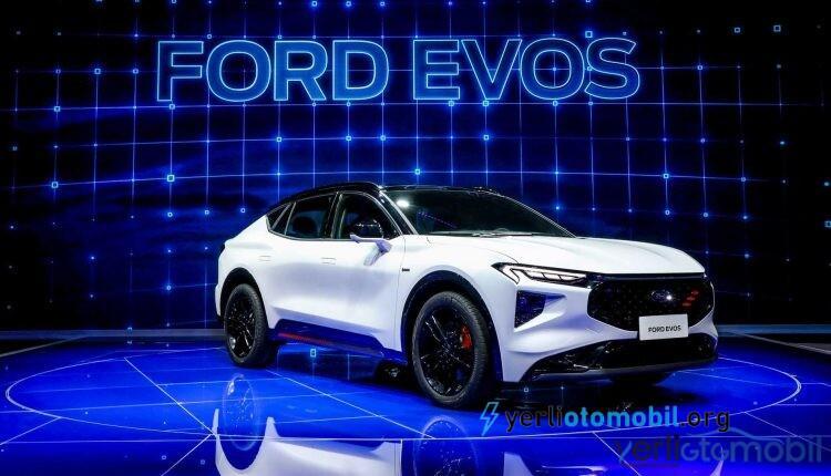 2021 Ford Evos iddialı bir şekilde geldi!