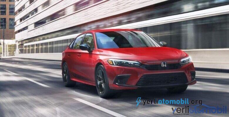2022 Honda Civic özellikleri