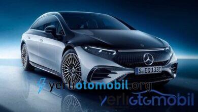 2022 Mercedes-Benz EQS Özellikleri ve Fiyatı