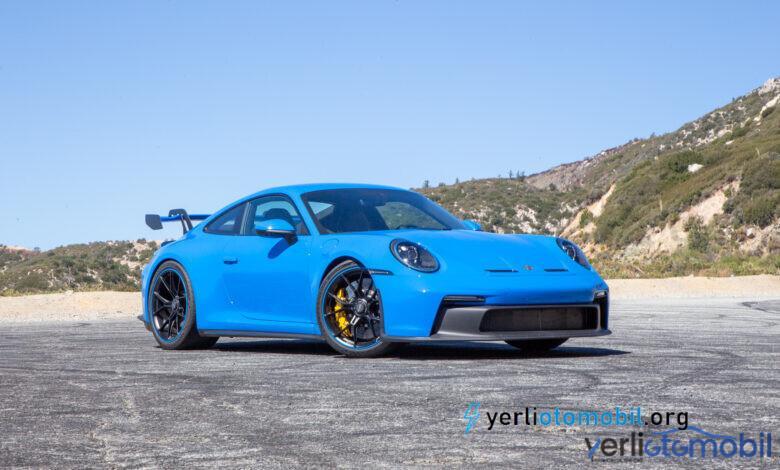 2022 Porsche 911 GT3 Şimdiye Kadarki en iyi 911