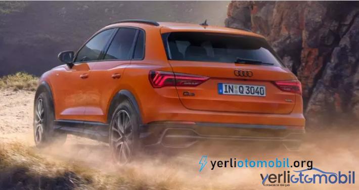 Audi Q3 Türkiye Fiyatı Ne Kadar? 2021 Audi Q3 Türkiye satış fiyatları ne kadar?