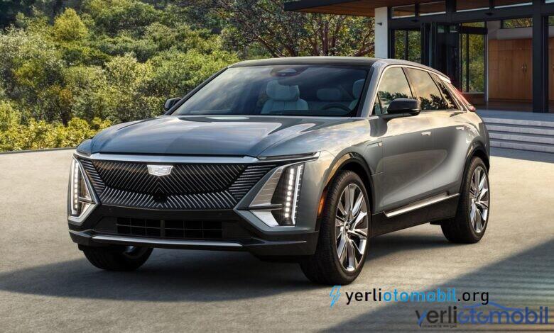 Elektrikli Cadillac Lyriq Markanın ilk EV si oldu