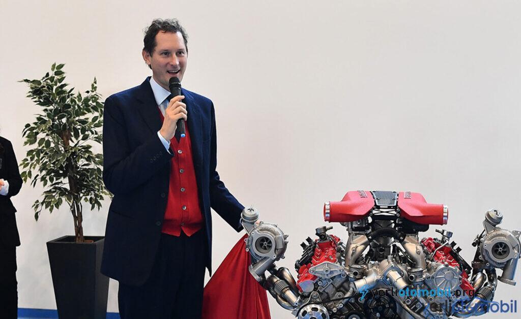 Elektrikli Ferrari 2025 yılında gelecek!