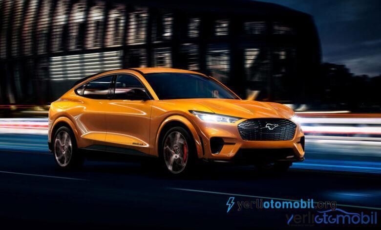 Ford Pil Teknolojisi Yükseltmeye Hazır