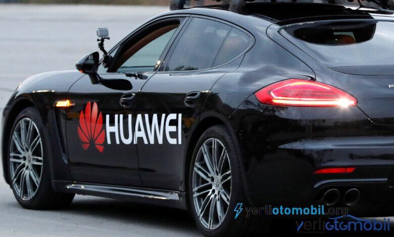 Huawei elektrikli arabalara ve sürücüsüz teknolojiye yatırım yapacak!